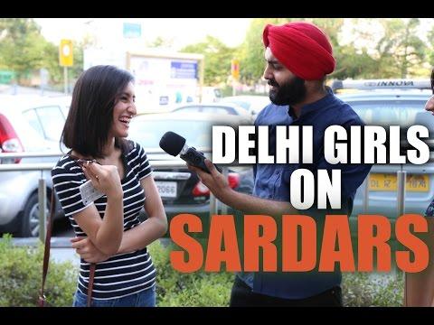 Delhi Girls On Sardars | Brown Street