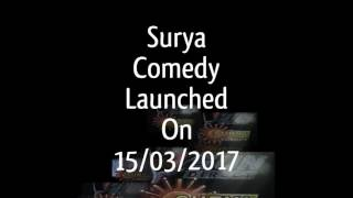 Surya Comedy - New Malayalam Channel Launched today :)