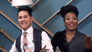 Battle of the voices with TK Dlamini