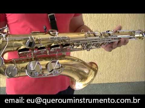 Sax Tenor Yamaha - YTS-23 para venda !!