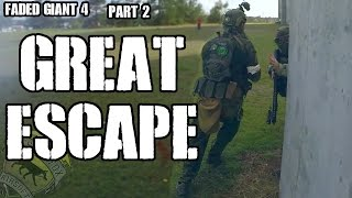American Milsim Faded Giant 4 Part 2: Great Escape (KRYTAC CRB)
