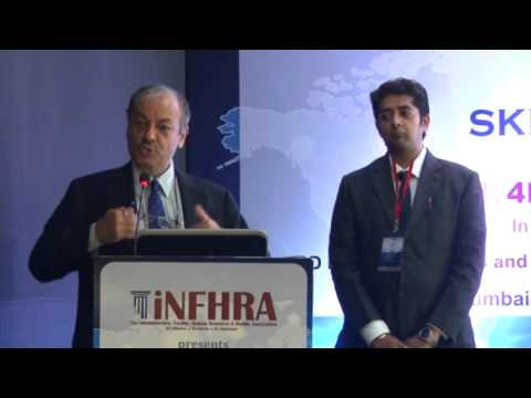 iNFHRA presents SKILL INDIA comply4HR conclave 2015 - Mr. Prabodh Thakker - Chairman - Aon Global