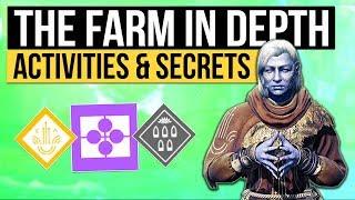 Destiny 2 | THE NEW SOCIAL SPACE! - Exploring The Farm, Secret Areas, Glitches & Eververse Returns!