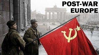 How Did World War 2 Change Europe | Post-War Europe | Documentary