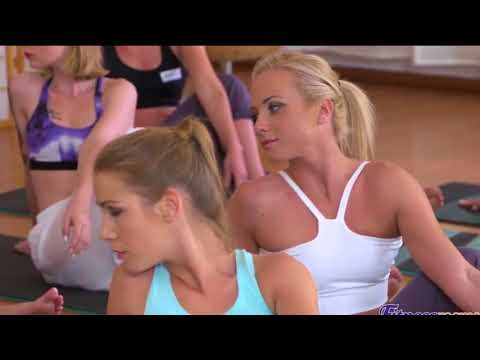 Xxx Mp4 YOGA FOR BEGINNERS HOT YOGA VIDEO WITH BEAUTIFUL WOMAN 3gp Sex