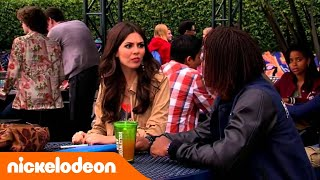 Victorious | Le papillon | NICKELODEON Teen
