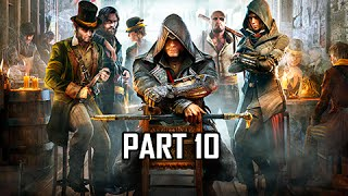Assassin's Creed Syndicate Walkthrough Part 10 - Gang War (Let's Play Gameplay)