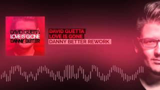 David Guetta - Love Is Gone (Danny Better 2016 Rework)