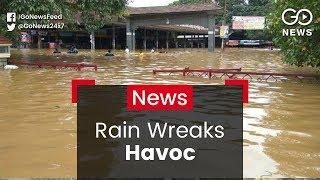 Rain Havoc In Kerala