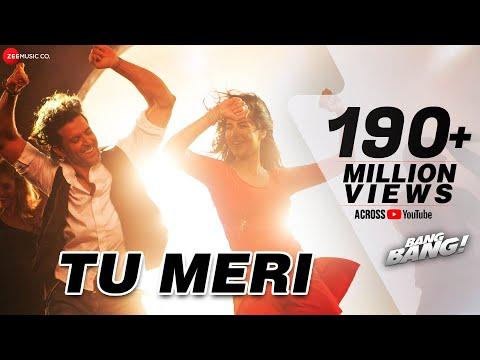 Tu Meri Full Video | BANG BANG! | Hrithik Roshan & Katrina Kaif | Vishal Shekhar | Dance Party Song