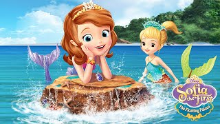 Sofia the First - Full Episode of The Floating Palace Storybook (Disney Jr. App for Kids) - English