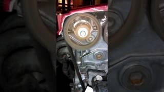 B20v exhaust cam/bolt wobble