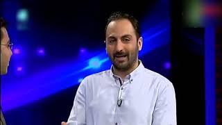 سعید فتحی روشن و اجرای هیپنوتیزم فراموشی در برنامه زنده