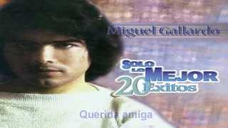 Miguel Gallardo - Solo lo Mejor 20 Exitos
