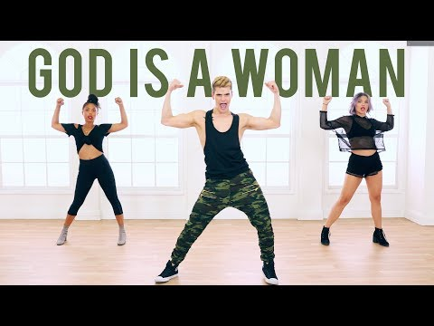 God is a Woman - Ariana Grande | Caleb Marshall | Dance Workout