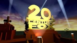 20th Century Fox (1994-2010) Remake (Ocean Version)