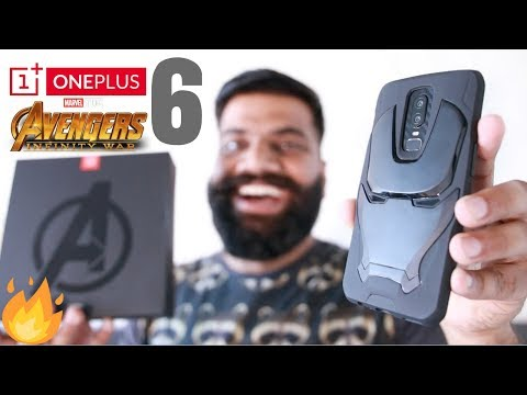 Xxx Mp4 OnePlus 6 Avengers Edition Unboxing And First Look Powerful Beauty 🔥🔥🔥 3gp Sex