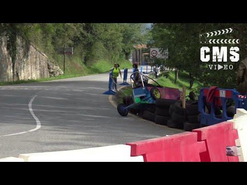 Carrilanas Monte Naranco Oviedo 2017 Crash & Show CMSVideo