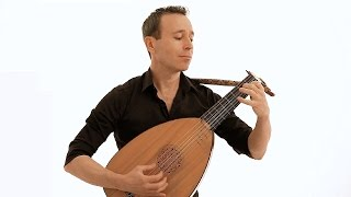 "Lute ricercar ""La Compagna"" by Francesco da Milano played by Israel Golani"