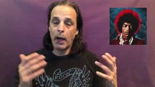 Jimi Hendrix New album Advance Tracks Reaction/Review