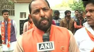 Shiv Sena protests against Ghulam Ali's concert in Lucknow