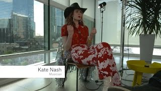 Kate Nash on why Dolly Parton is her dream collaborator