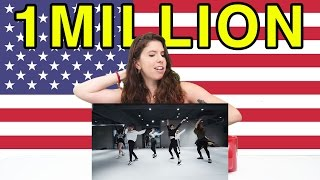 Fomo Daily Reacts to 1MILLION Dance Studio