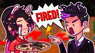 ROBLOX PIZZA MANAGER WANTS TO FIRE ME - FUNNY ROLEPLAY