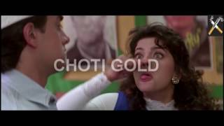 Ishq Movie Dubbed Funny Dildo Ki Ladai | Full Gaali Version | CHOTI GOLD