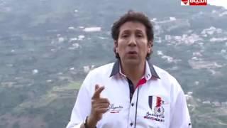 """شاهد .. رسالة هاني رمزي في الحلقة الأخيرة من """" هاني هز الجبل """" لجمهوره ولأهل لبنان خاصة"""