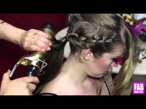 FAB TV Hair Stylist Tutorial with Val