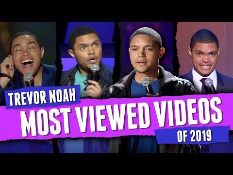 Trevor Noah Most Viewed Videos of 2019 So Far