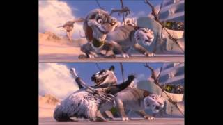 Ice Age 4, Captain Gutt, Master of the seas, Sing-along Soundtrack