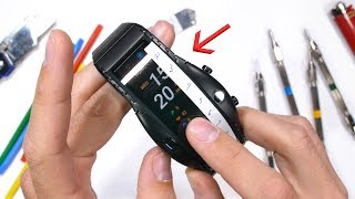 Flexible OLED Smartwatch Display?! - Durability test!