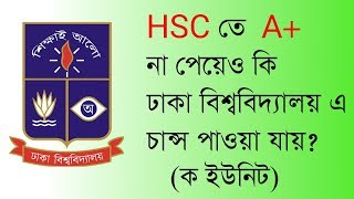 Details About Dhaka University A unit Admission EXAM  - Educative Videos BD