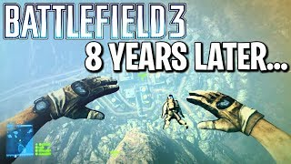 Battlefield 3 8 Years Later... (Was it really THAT Good?)