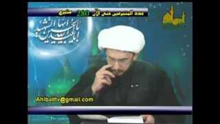عمر الخطاب وابو بكر يدافع عنهم متصل ولاحضو الرد