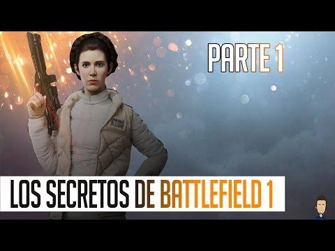 SECRETOS DE BATTLEFIELD 1  -