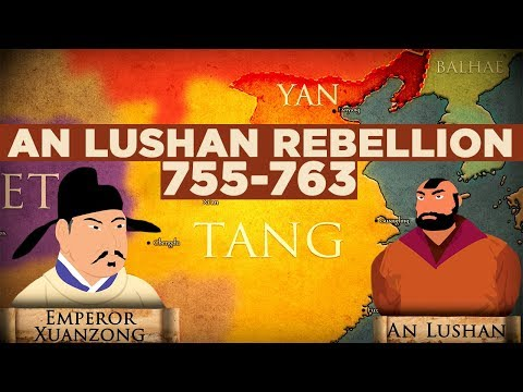 An Lushan Rebellion One of the Bloodiest Conflicts in History
