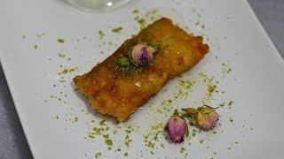 طرز تهیه رشته خوشکار - دسر خوشمزه شمالی | Reshteh Khoshkar Persian Dessert Recipe