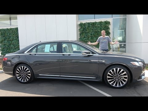 Here s Why the Lincoln Continental Is an Underrated Luxury Sedan