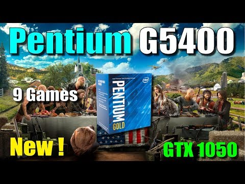 Xxx Mp4 Intel Pentium G5400 Test In 9 Games 3gp Sex
