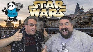 Galaxy's Edge - Star Wars - EVERYTHING We Know So Far - Walt Disney World & Disneyland