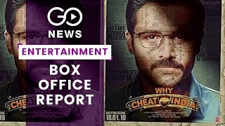 Weak Opening For Why Cheat India