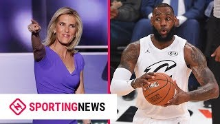 """LeBron James To Fox News Host: """"We Will Not Shut Up And Dribble"""""""