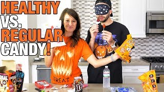 Halloween Candy Taste Test!