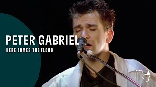 Peter Gabriel - Here Comes The Flood (Live in Athens 1987) ~1080p HD