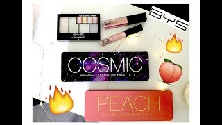 🔥🔥HOT NEW BYS PRODUCTS🔥🔥 | PEACH PALETTE, COSMIC + MORE