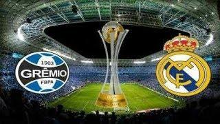 Real Madrid vs Gremio