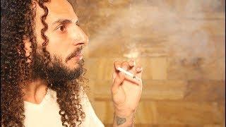 كيف تقلع عن التدخين بطريقة مبتكرة وسريعة عن طريق مسك مؤخرتك